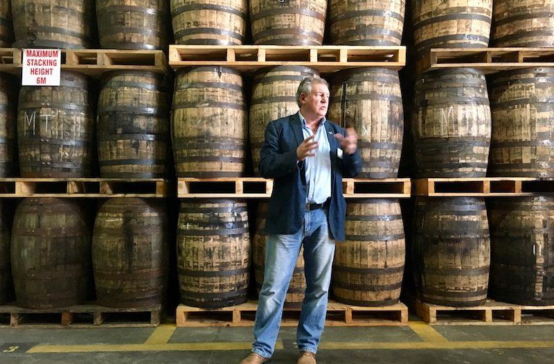 Meet master distiller Andy Watts