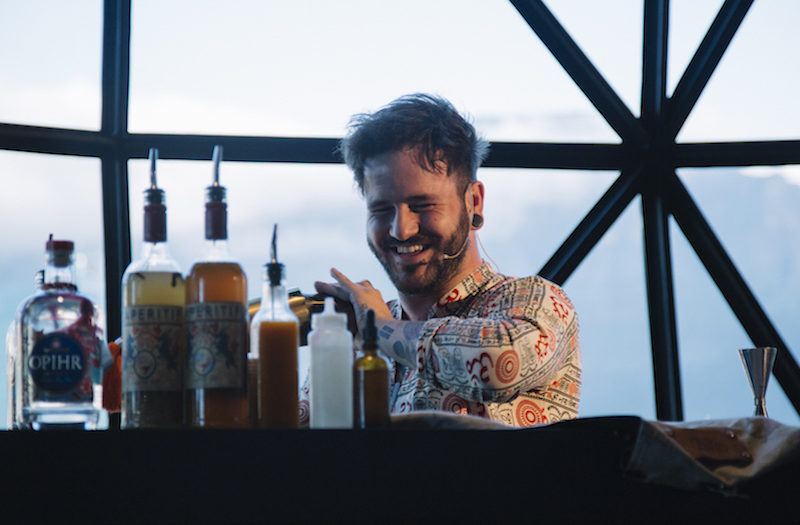 Meet Julian Short: the bartender who won 8 competitions in 3 years