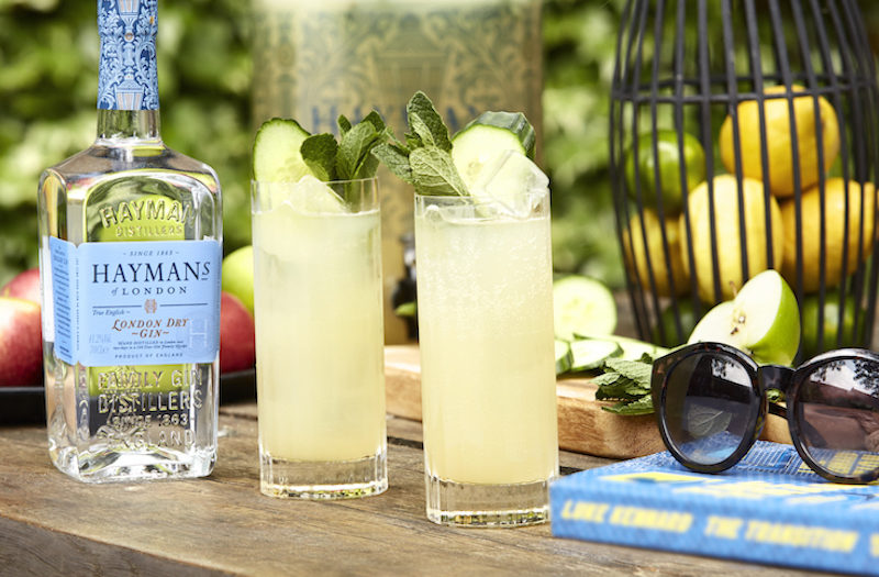 Five minutes with gin icon Christopher Hayman