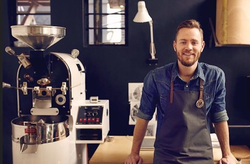 Talking coffee with Rosetta Roastery's Jono le Feuvre