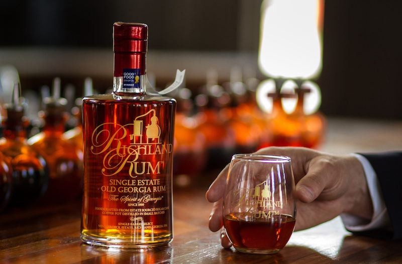 Richland Rum launches in SA