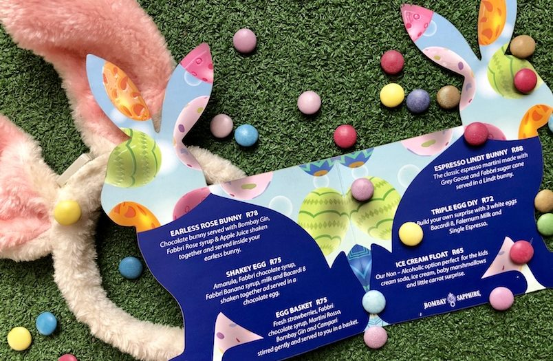 Boozy bunnies at Radisson Blu this Easter