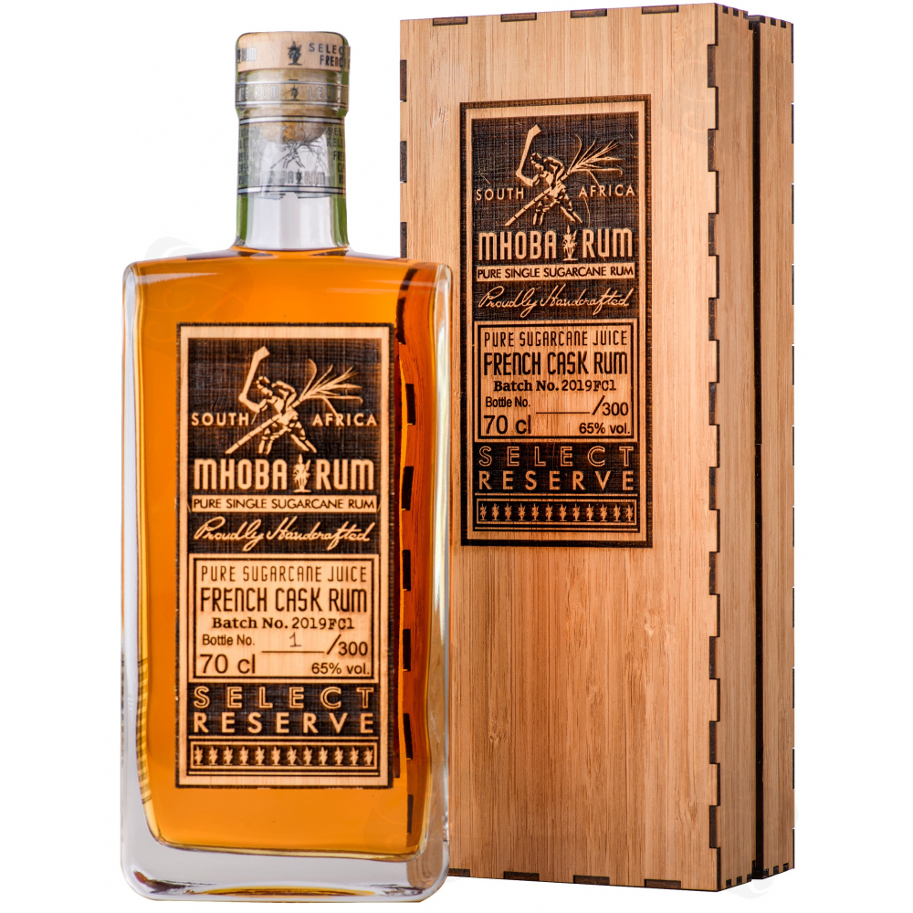 Mhoba Rum French Cask